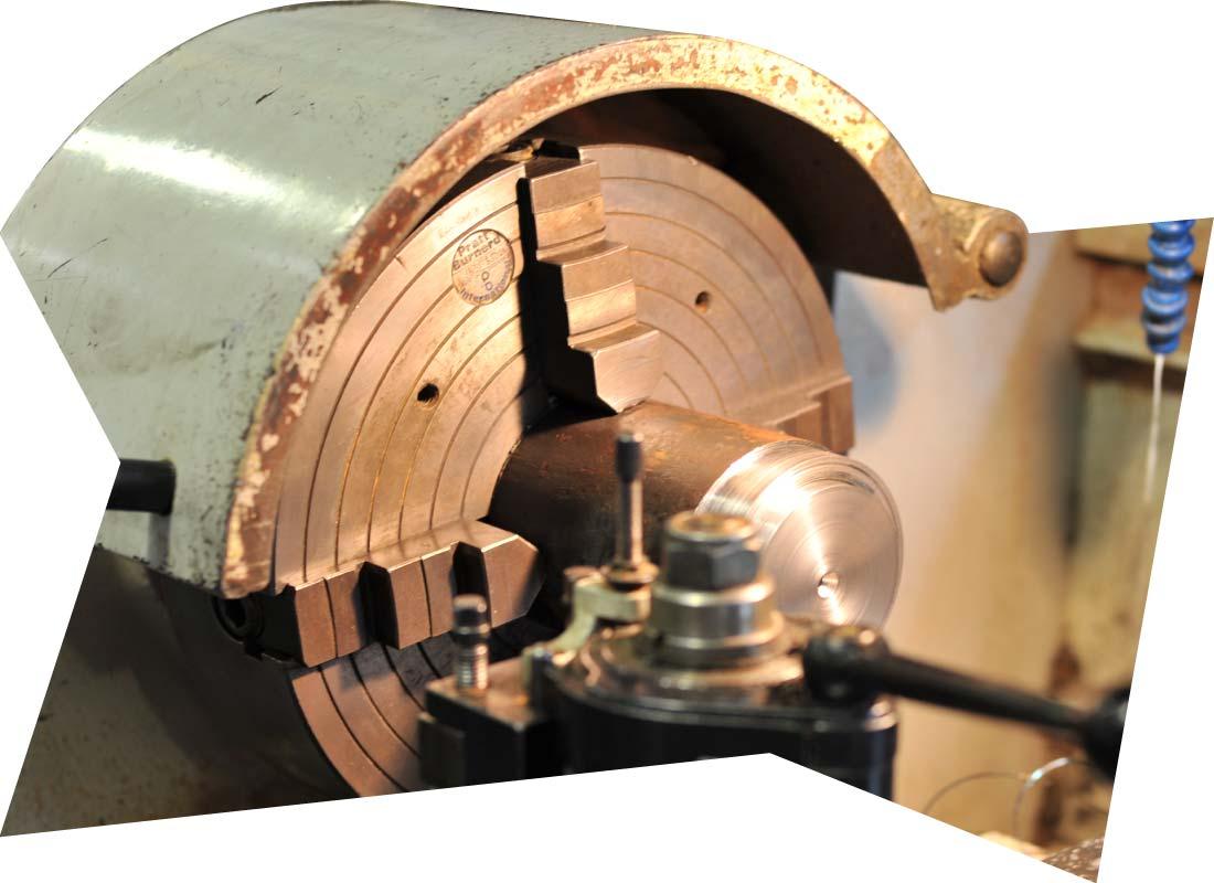 Machine Services - Balancing and Repairs