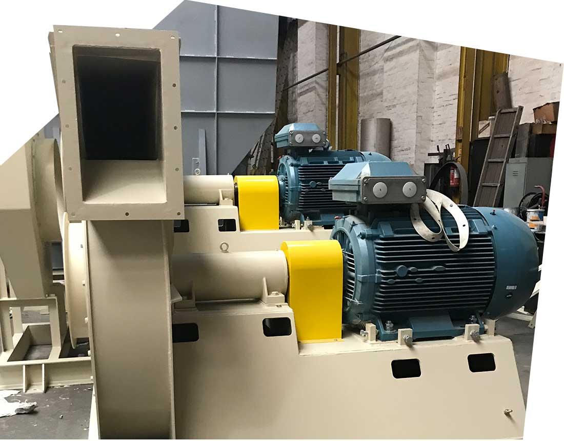 ATEX Extractor Fan by Industrial Fan Services