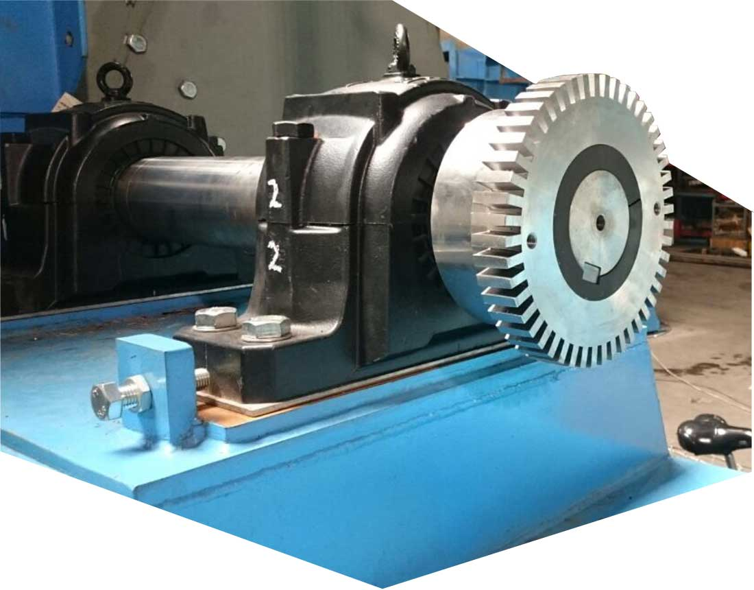 Anti Vibration Services for Industrial Fans