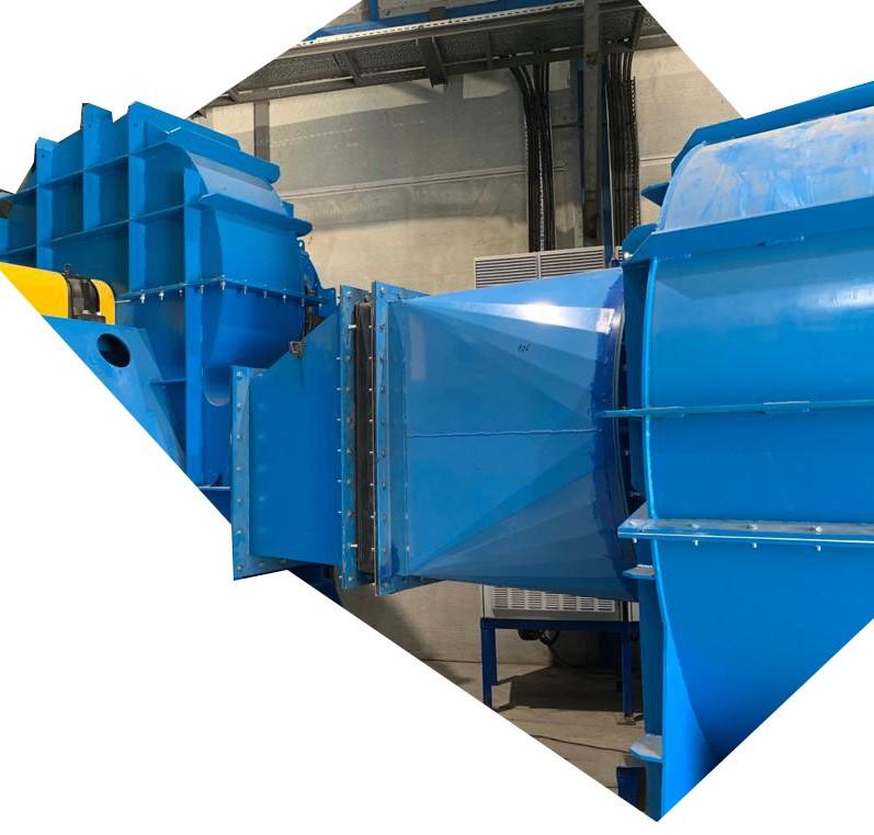 Flexible Industrial Fan Connectors