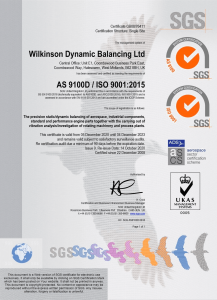 WDB AS9100D ISO9001_2015 CERTIFICATE
