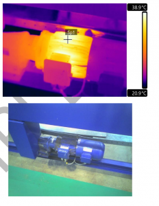 Machine Condition Monitoring - Thermal Imaging